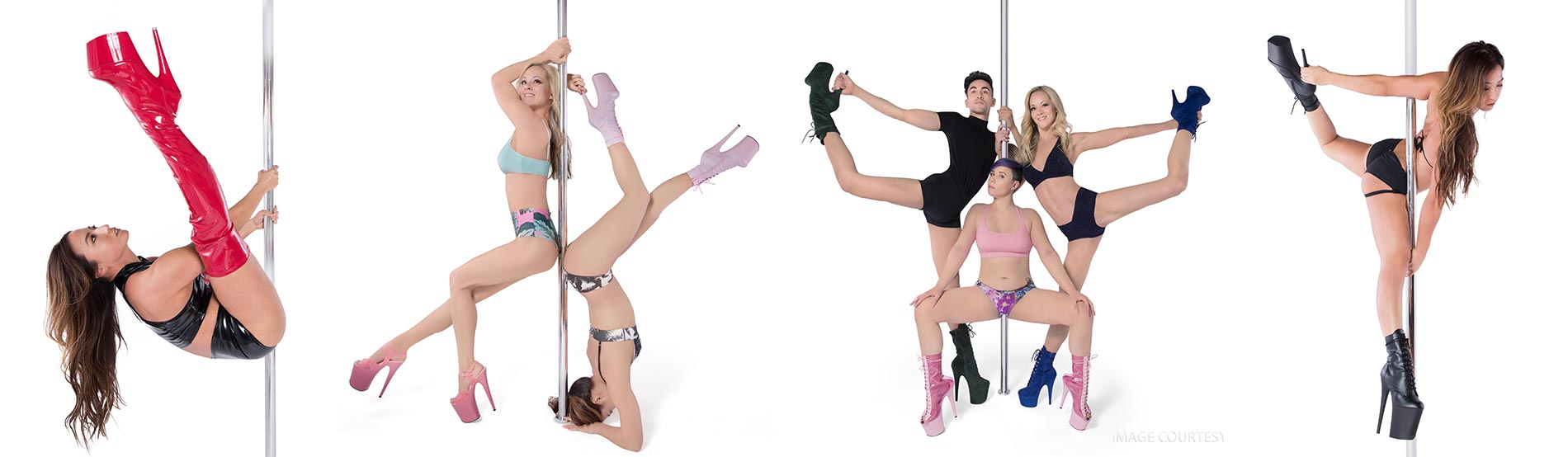 Quality Poledance Heels by Pleaser